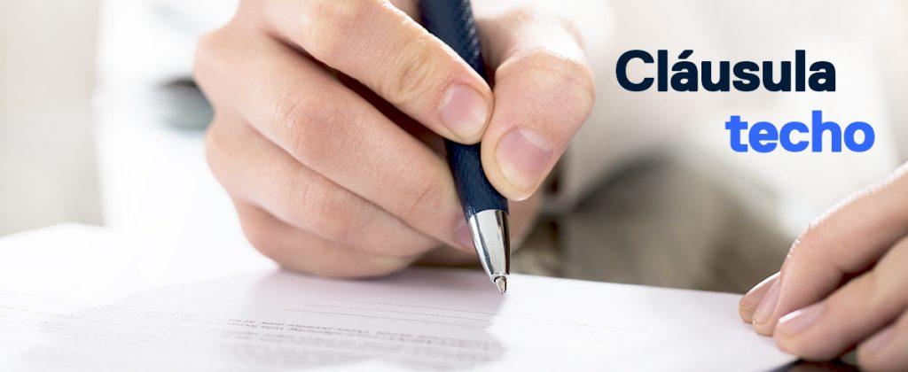 ¿Conoces la cláusula techo de las hipotecas?