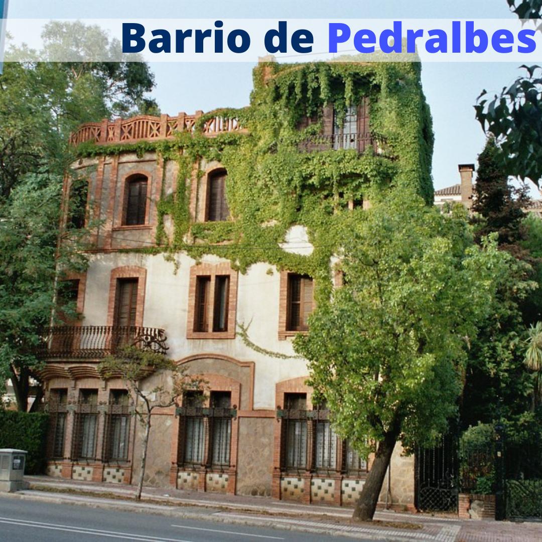 Barrio Pedralbes