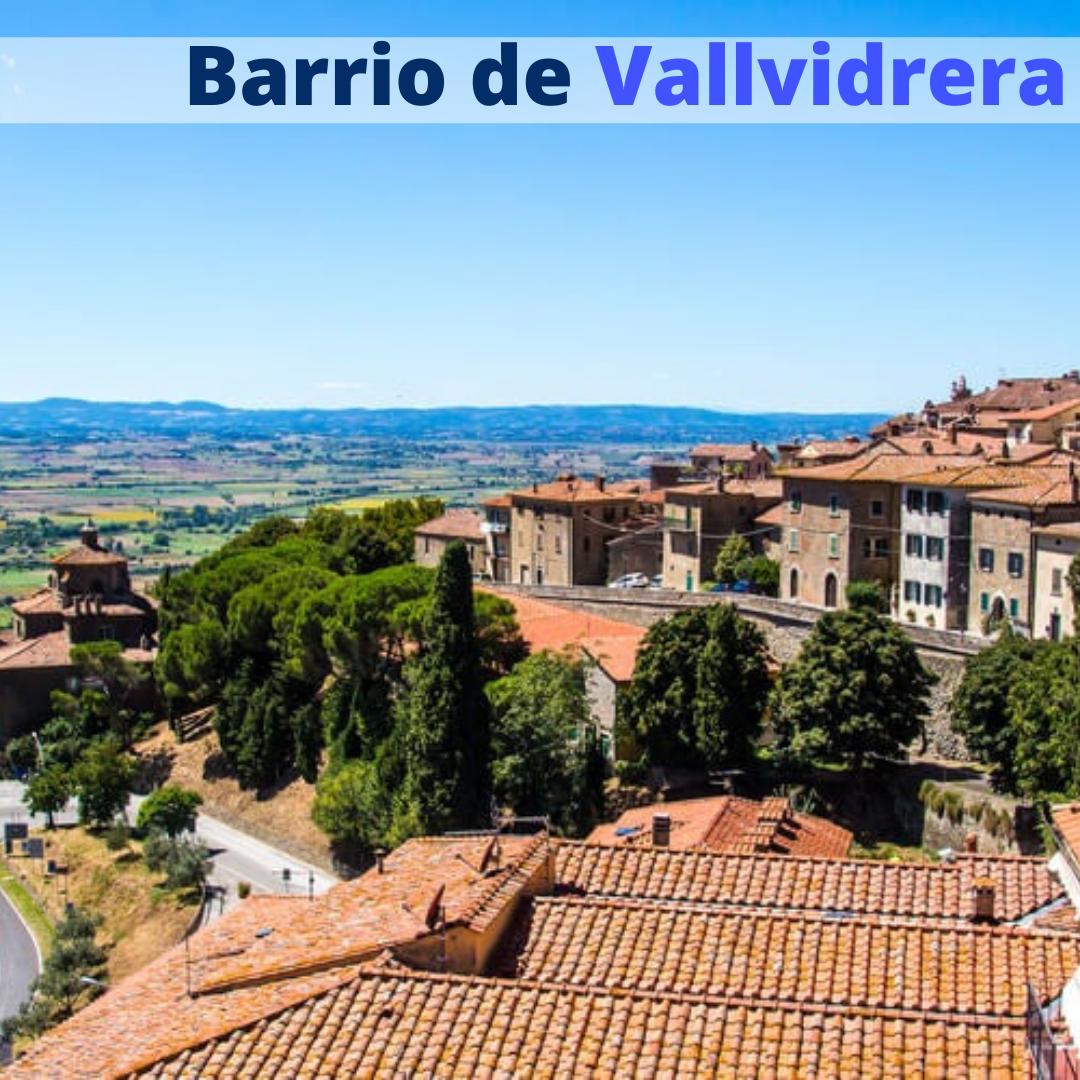 Barrio Vallvidrera