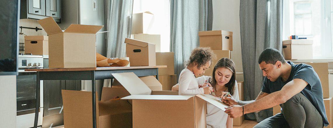 Cambios de servicios al comprar una vivienda