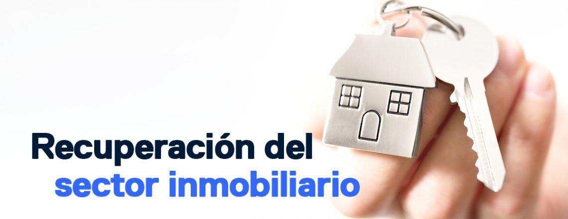 Recuperación del sector inmobiliario en V- ¿es posible_