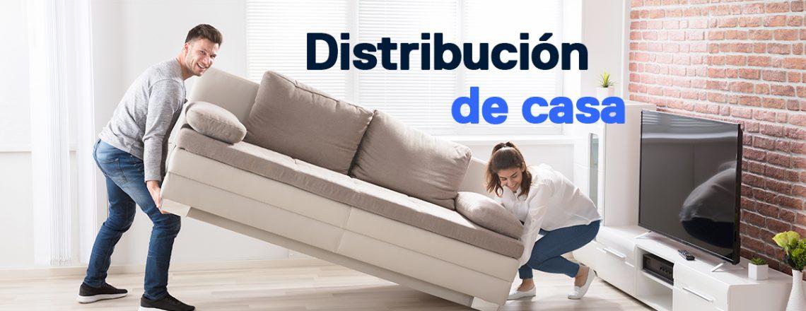cambiar distribución casa