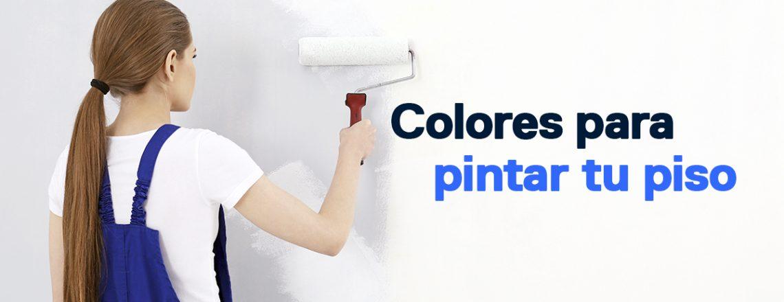 Colores tendencia pintar piso