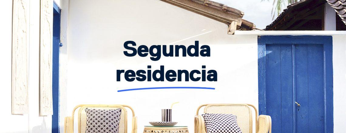 Comprar segunda residencia