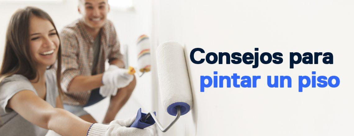 consejos pintar piso