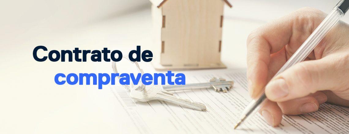 Contrato compraventa casa