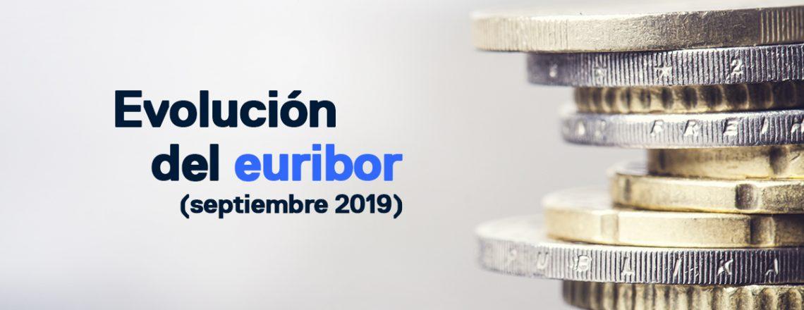 euribor septiembre 2019