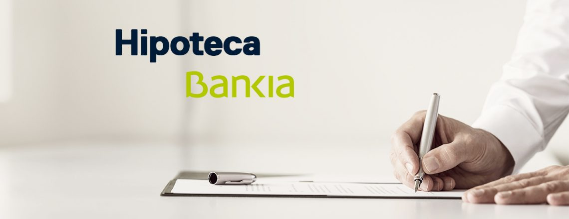 hipoteca Bankia comprar casa