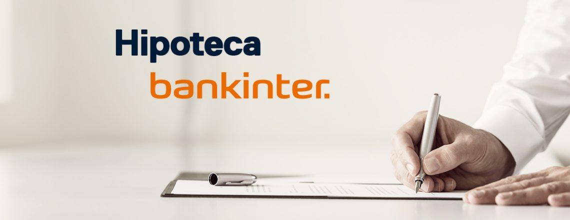 hipoteca Bankinter