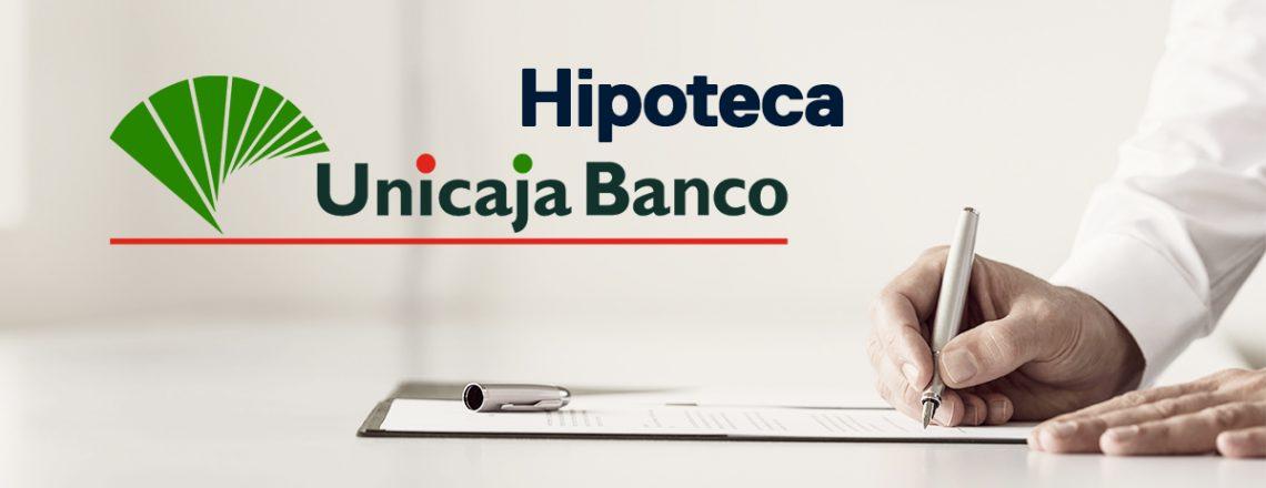 Hipoteca Unicaja