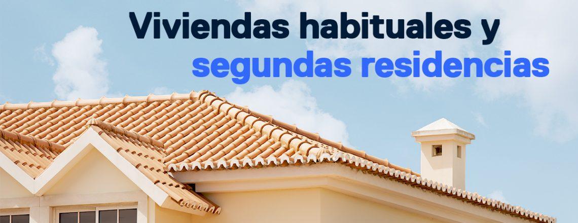 Hipoteca vivienda habitual segunda residencia