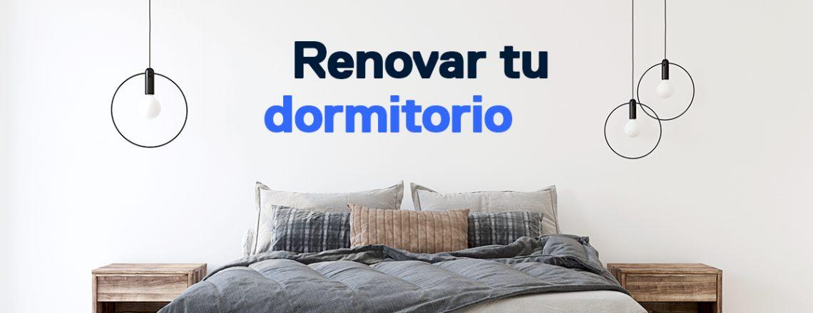 ideas baratas renovar dormitorios
