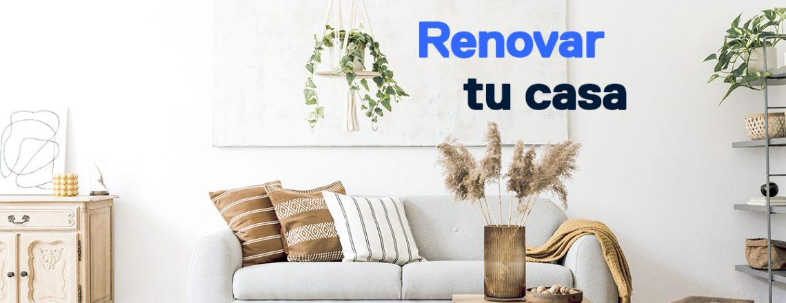 ideas low cost renovar casa
