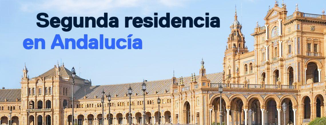 por que segunda residencia andalucia