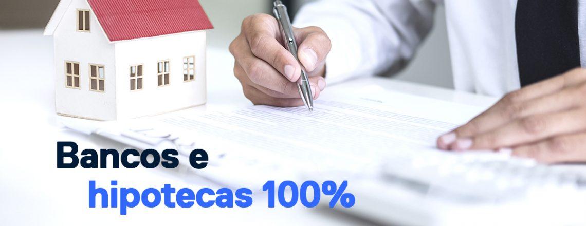 que bancos ofrecen hipotecas 100