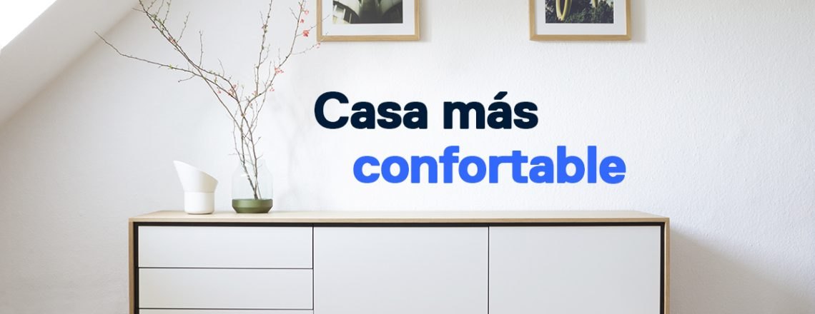tips casa confortable