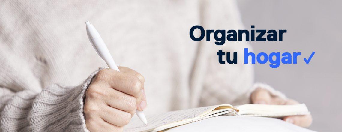 tips organizar hogar